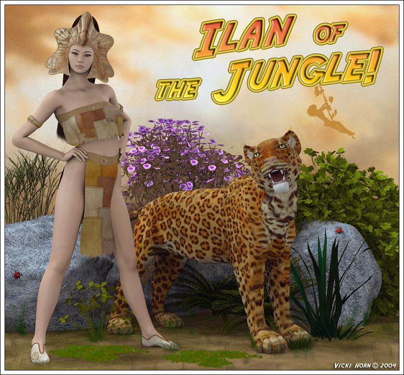 ~~ ILAN of the JUNGLE!  ~~